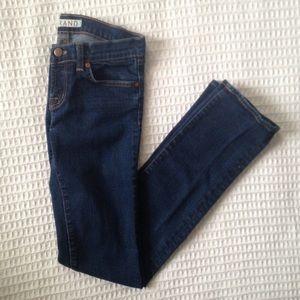 J Brand 914 The Cigarette leg jean ink wash 25